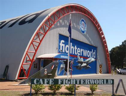 Fighter World Aviation Museum - Lightning Ridge Tourism