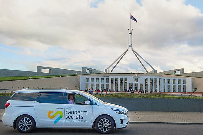 Canberra Secrets Highlights Tour