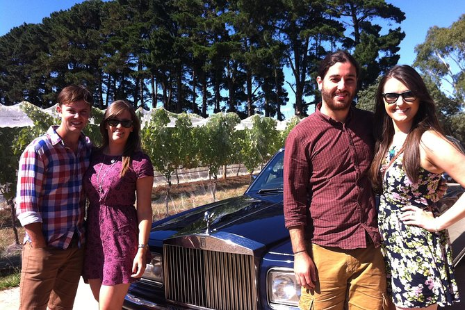 Private Winery Tour From Hobart In A Rolls Royce - Lightning Ridge Tourism