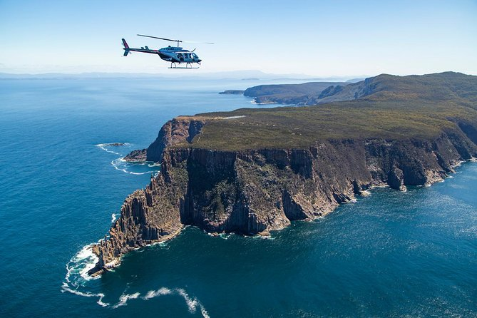 30-Minute Two Capes and Tasman Helicopter Flight from Port Arthur