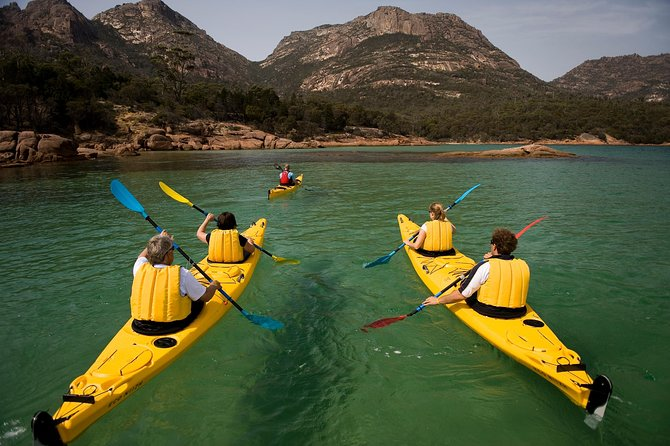 The Freycinet Paddle - Lightning Ridge Tourism