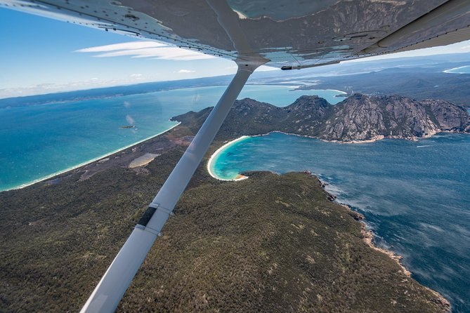 Freycinet Peninsula Or Wineglass Bay Scenic Flight - Lightning Ridge Tourism