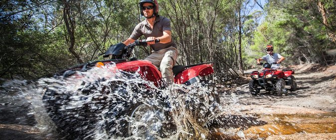 Quad Bike 2-Hour Adventure Freycinet National Park - Lightning Ridge Tourism