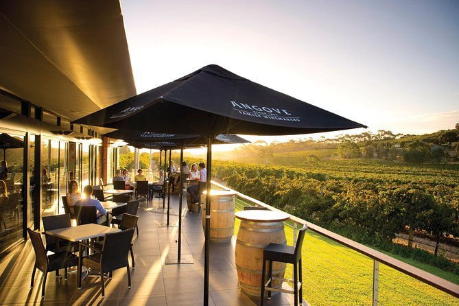 McLaren Vale Hop-On Hop-Off Winery Tour from Adelaide
