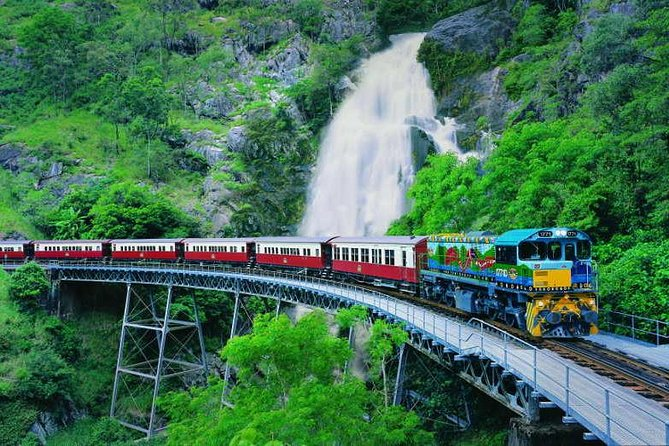 Full-Day Tour with Kuranda Scenic Railway Skyrail Rainforest Cableway and Hartley's Crocodile Adventures from Cairns - Lightning Ridge Tourism