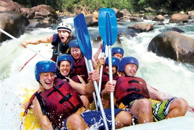 Tully River Full-Day White Water Rafting from Cairns including Lunch - Lightning Ridge Tourism