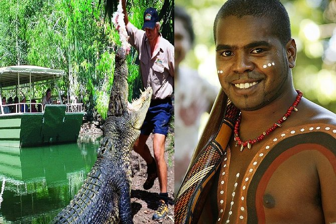 Hartley's Crocodile Adventures and Tjapukai Cultural Park Day Trip from Cairns - Lightning Ridge Tourism
