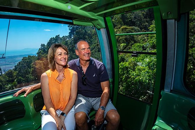 Skyrail Rainforest Cableway Day Trip from Palm Cove - Lightning Ridge Tourism