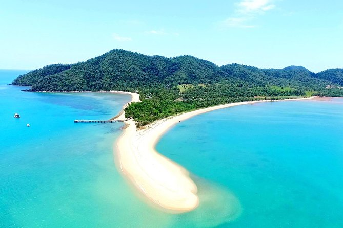 Dunk Island Round-Trip Water Taxi Transfer from Mission Beach - Lightning Ridge Tourism