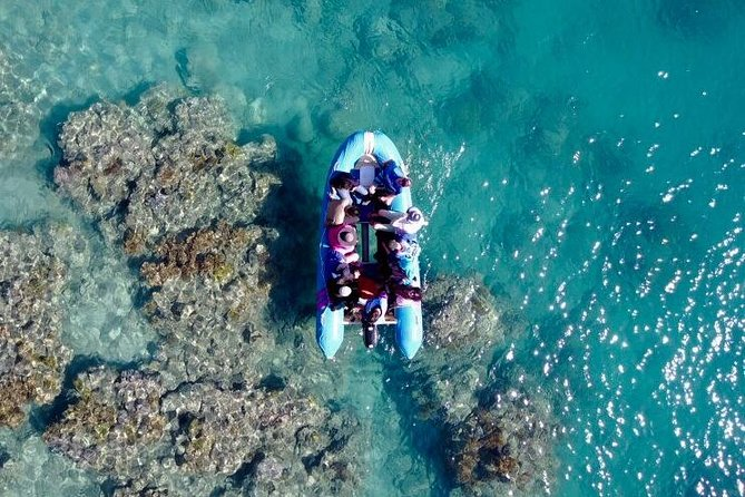 Glass-bottom boat tour with Whitehaven Beach - Lightning Ridge Tourism