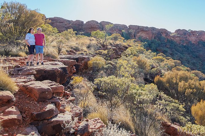 Kings Canyon Day Trip from Ayers Rock - Lightning Ridge Tourism