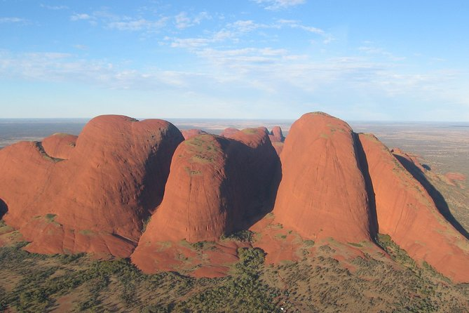 Kata Tjuta and Uluru Grand View Helicopter Flight - Lightning Ridge Tourism