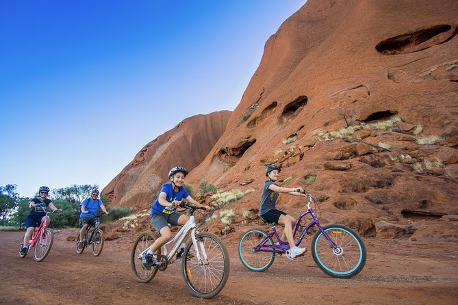 Outback Cycling Uluru Bike Ride - Lightning Ridge Tourism