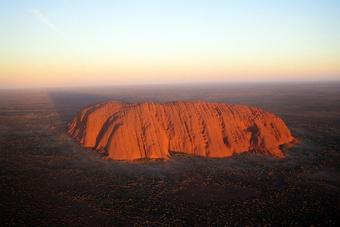 Fixed-Wing Scenic Flight from Uluru Ayers Rock - Lightning Ridge Tourism