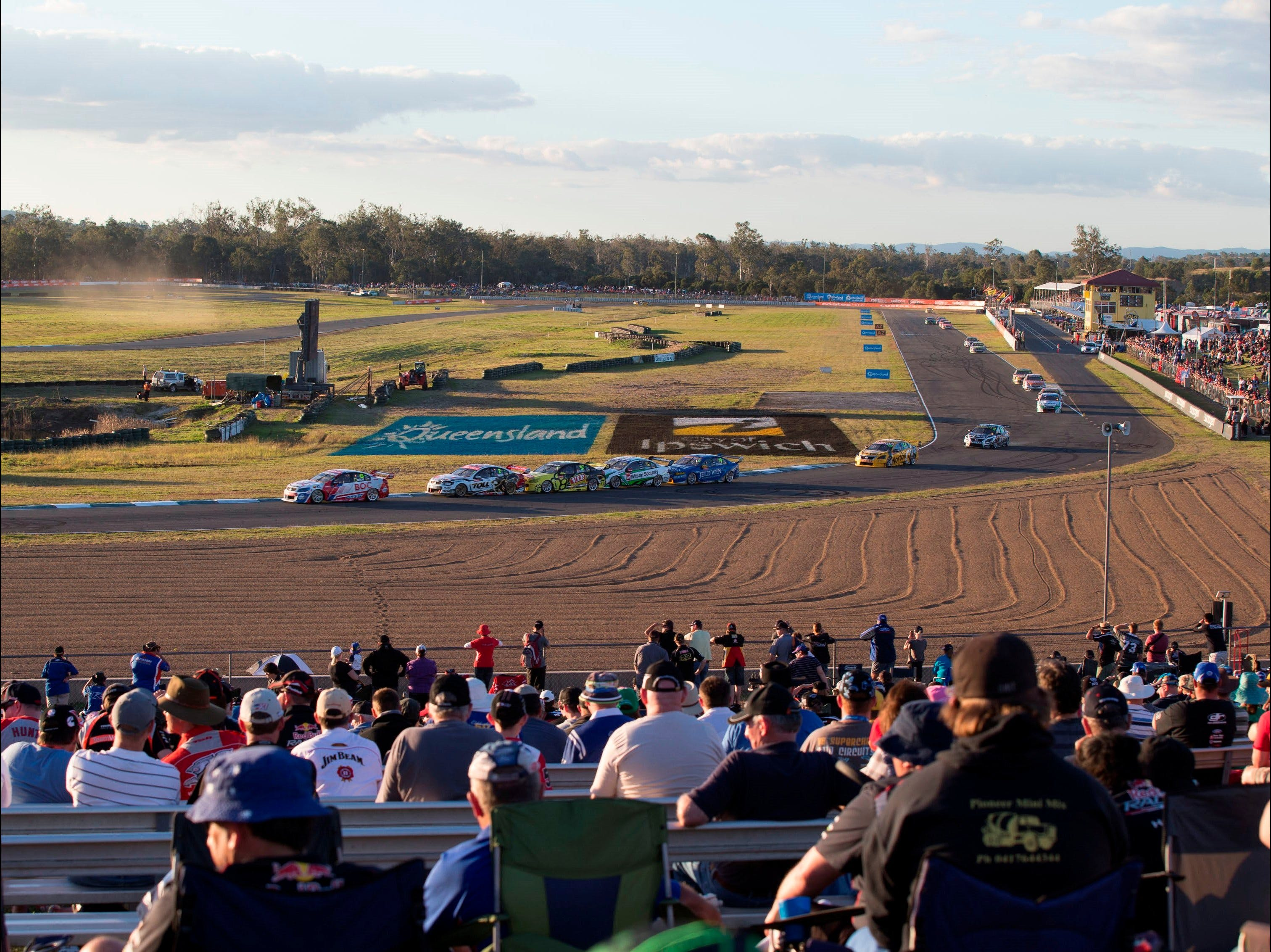 Ipswich Motorsport Precinct - Lightning Ridge Tourism