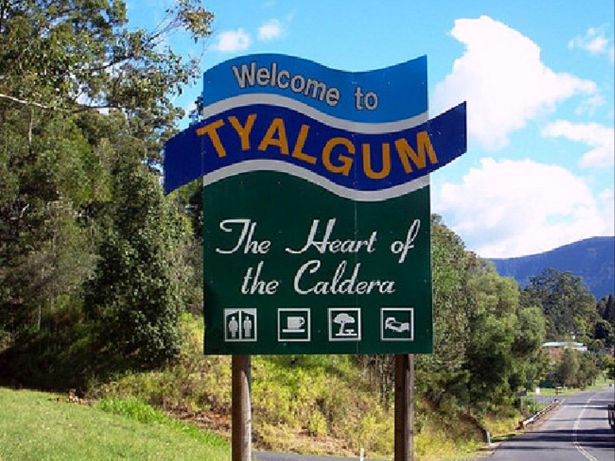 Tyalgum - Lightning Ridge Tourism