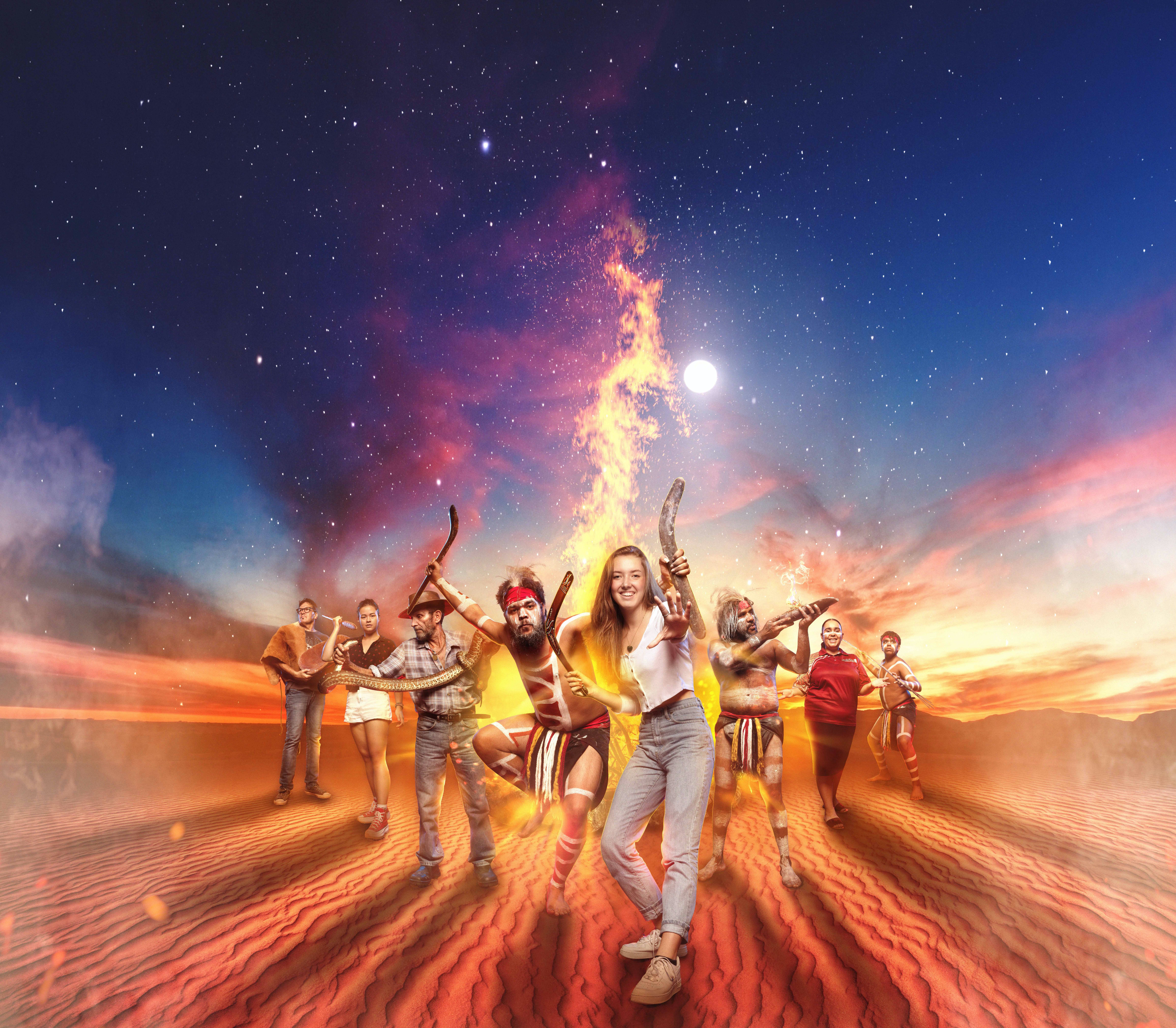 Welcome to Country Aboriginal Experience by Spirits of the Red Sand - Lightning Ridge Tourism