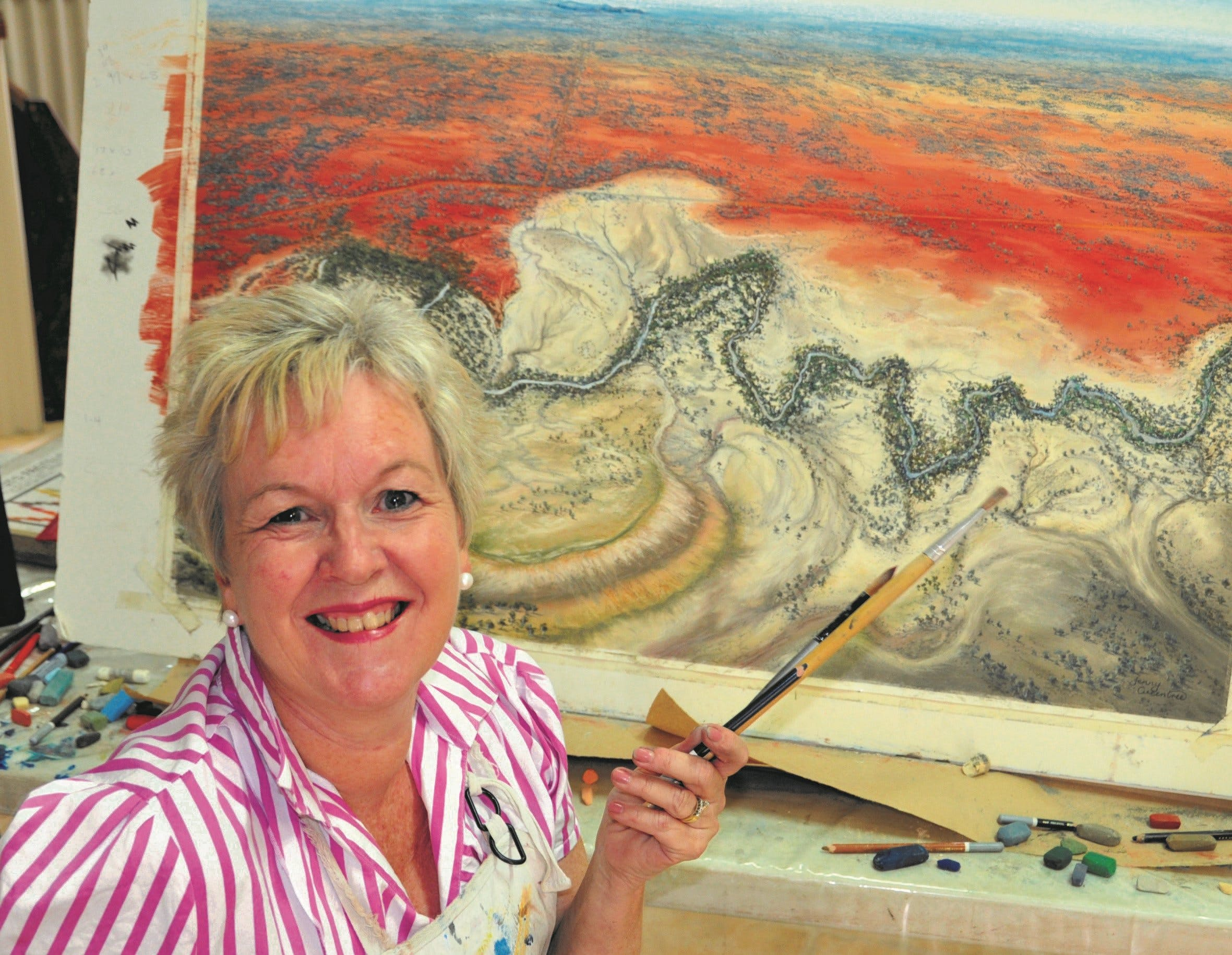 Back O' Bourke Gallery - Lightning Ridge Tourism