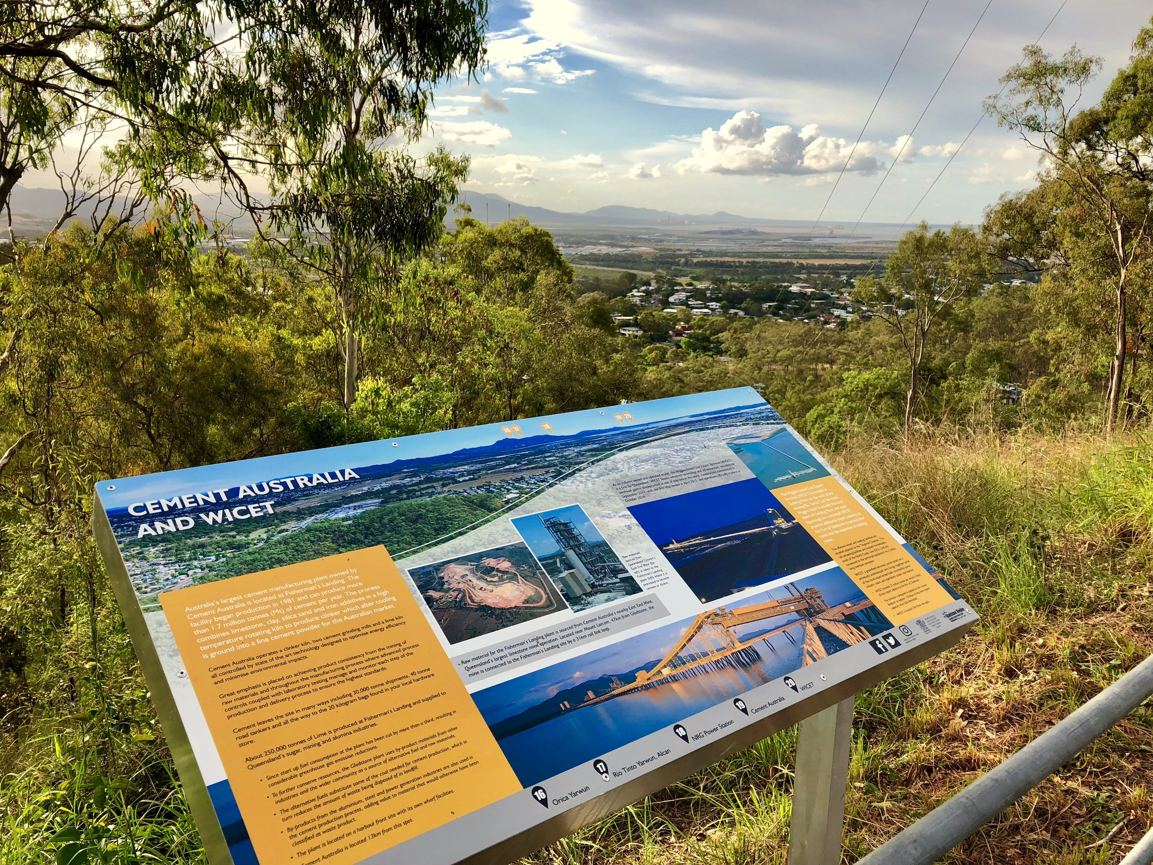 Round Hill Lookout - Lightning Ridge Tourism