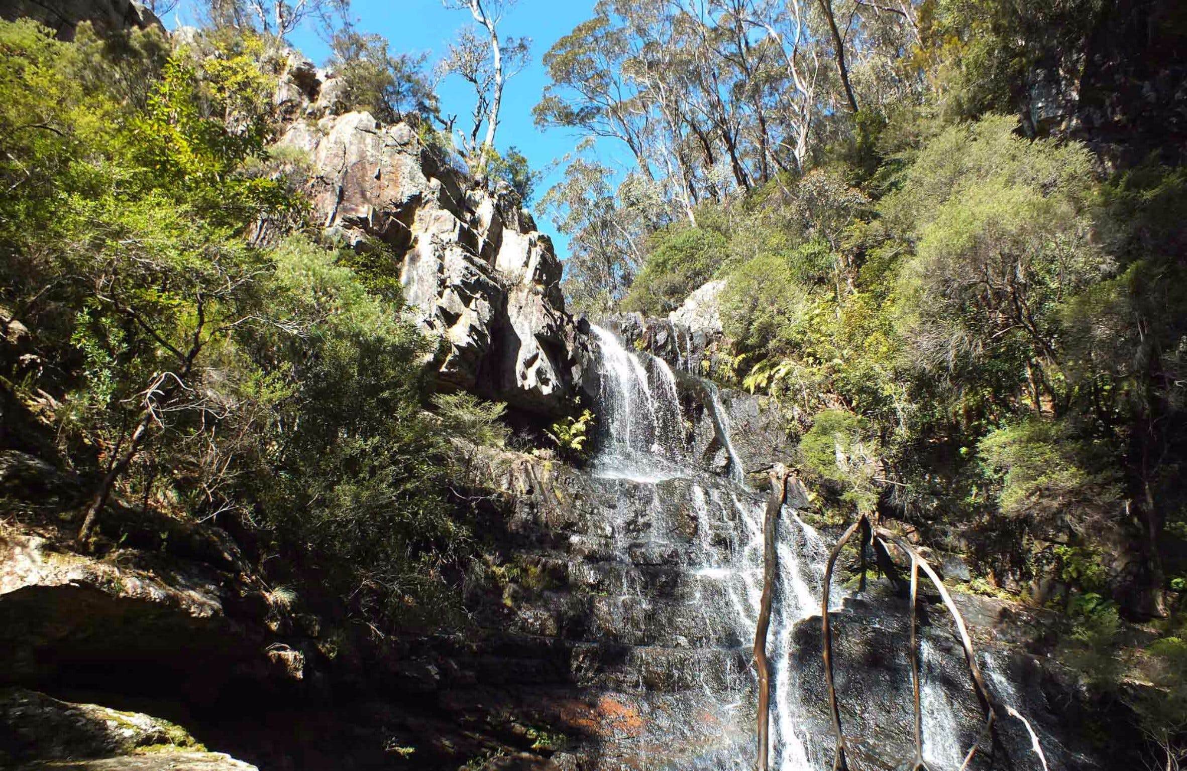 Waterfall Walk Kanangra-Boyd National Park - Lightning Ridge Tourism