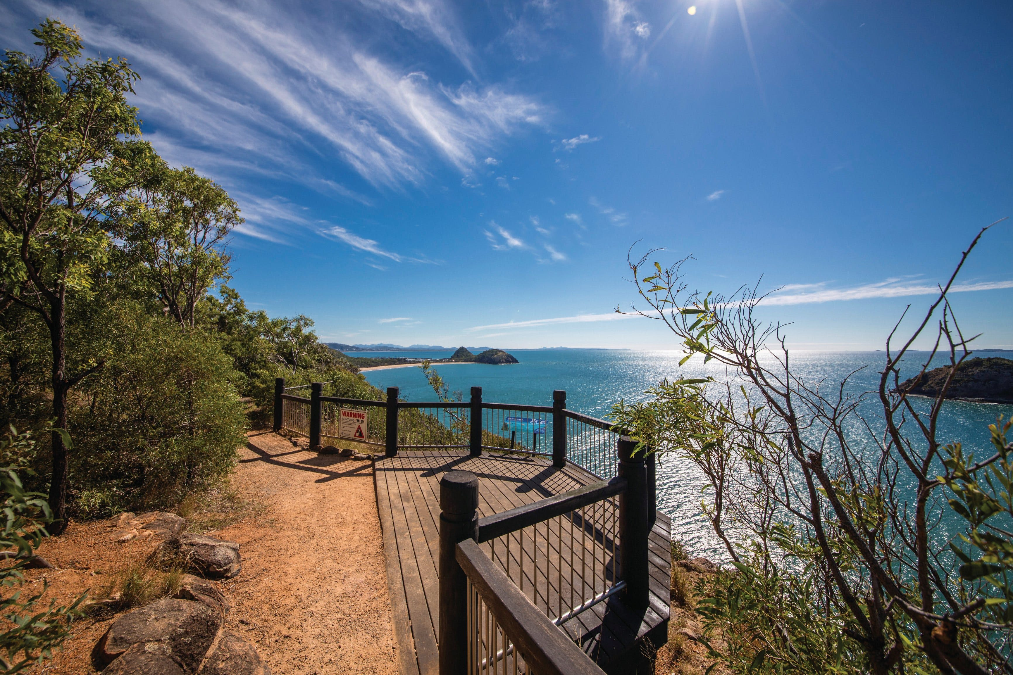 Bluff Point circuit Capricorn Coast National Park - Lightning Ridge Tourism