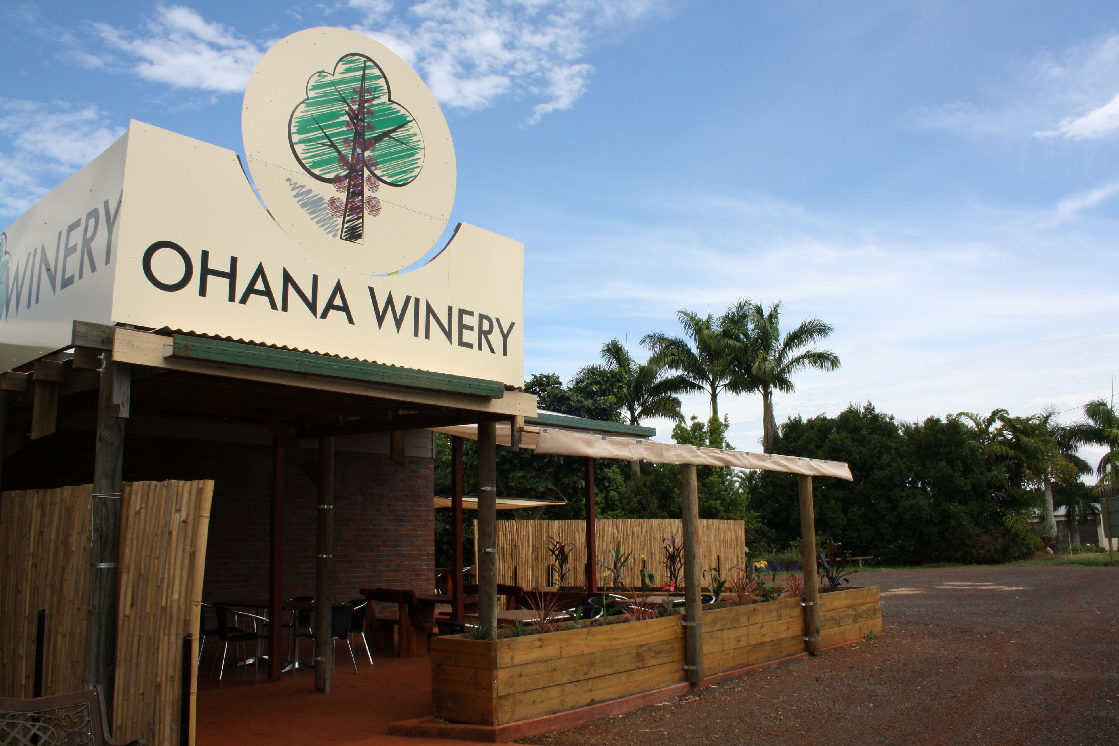 Childers Wine Trail - Lightning Ridge Tourism