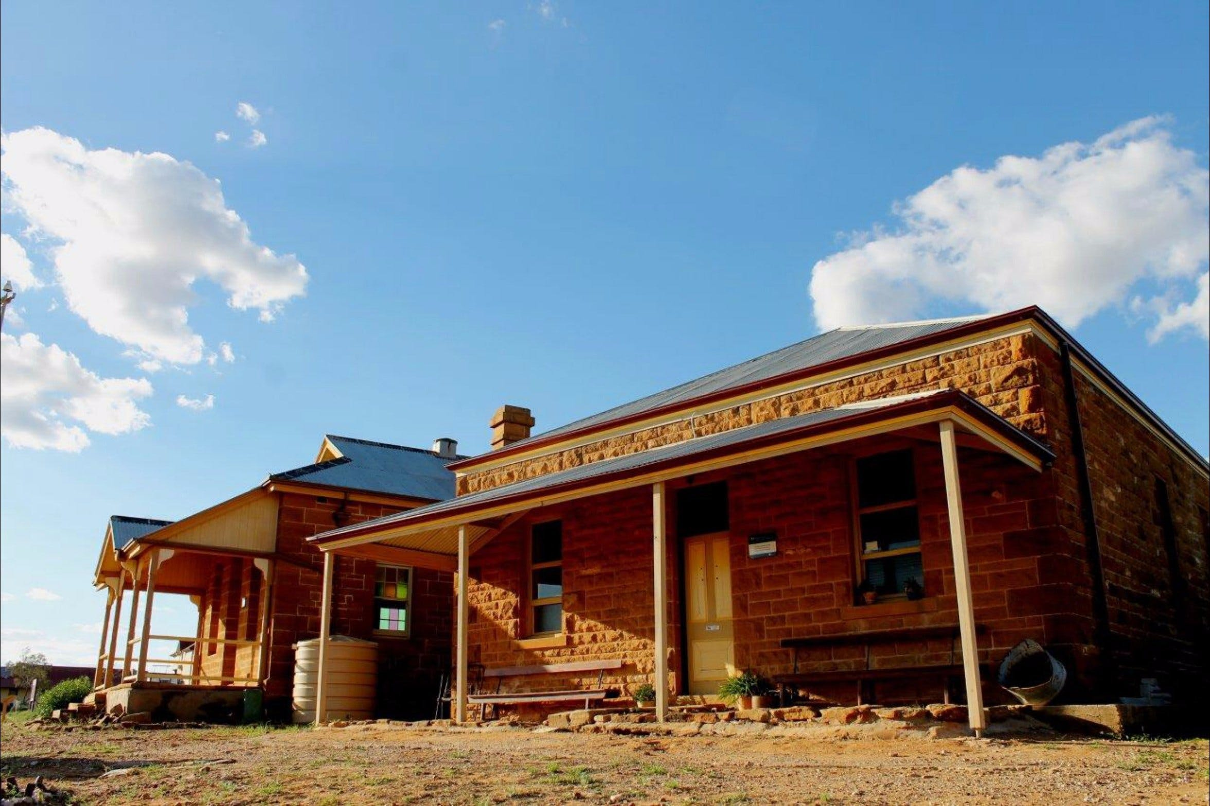 Milparinka Heritage Precinct/Milparinka Courthouse - Lightning Ridge Tourism