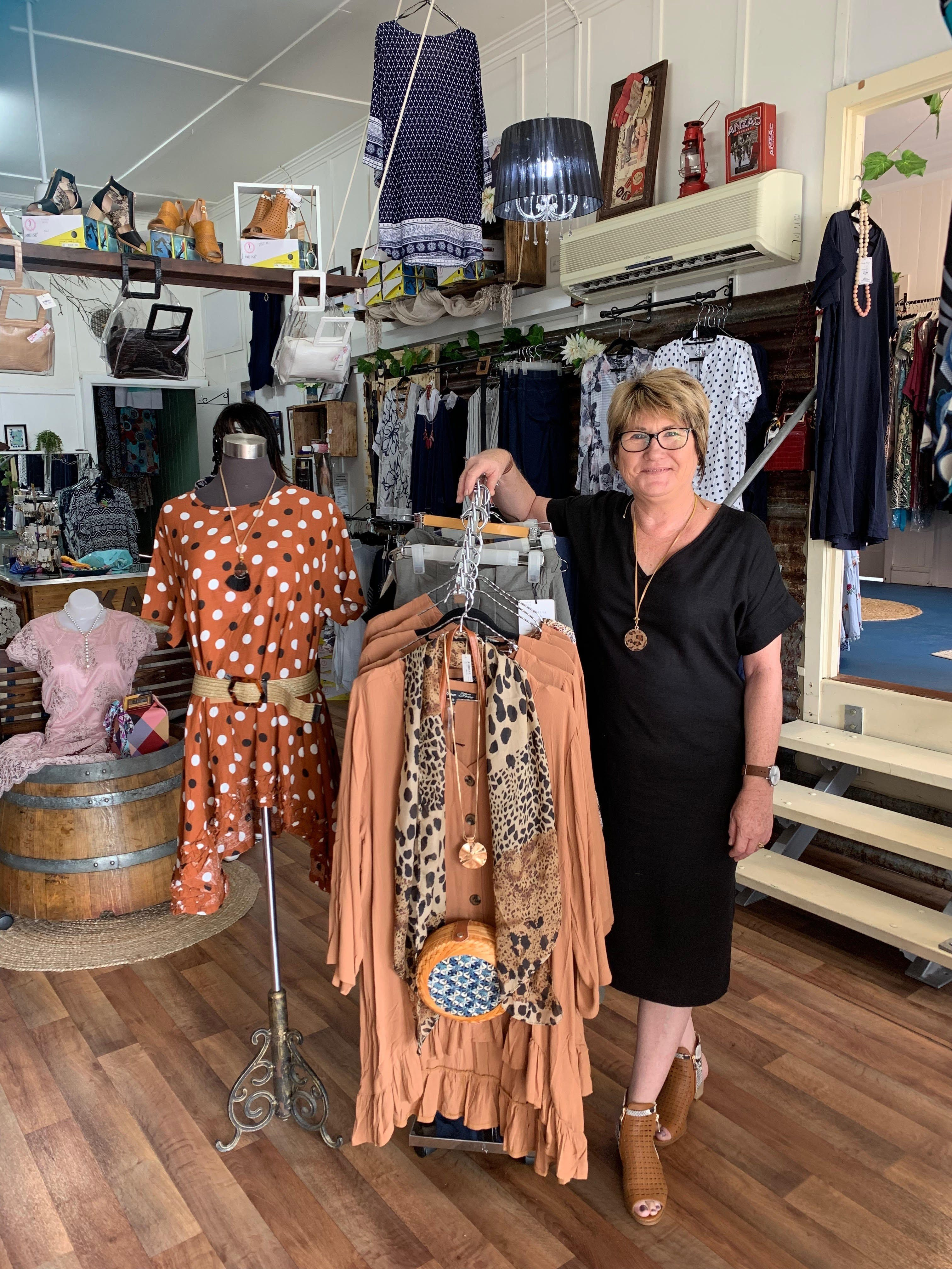 Kaysuelle Fashions - Lightning Ridge Tourism