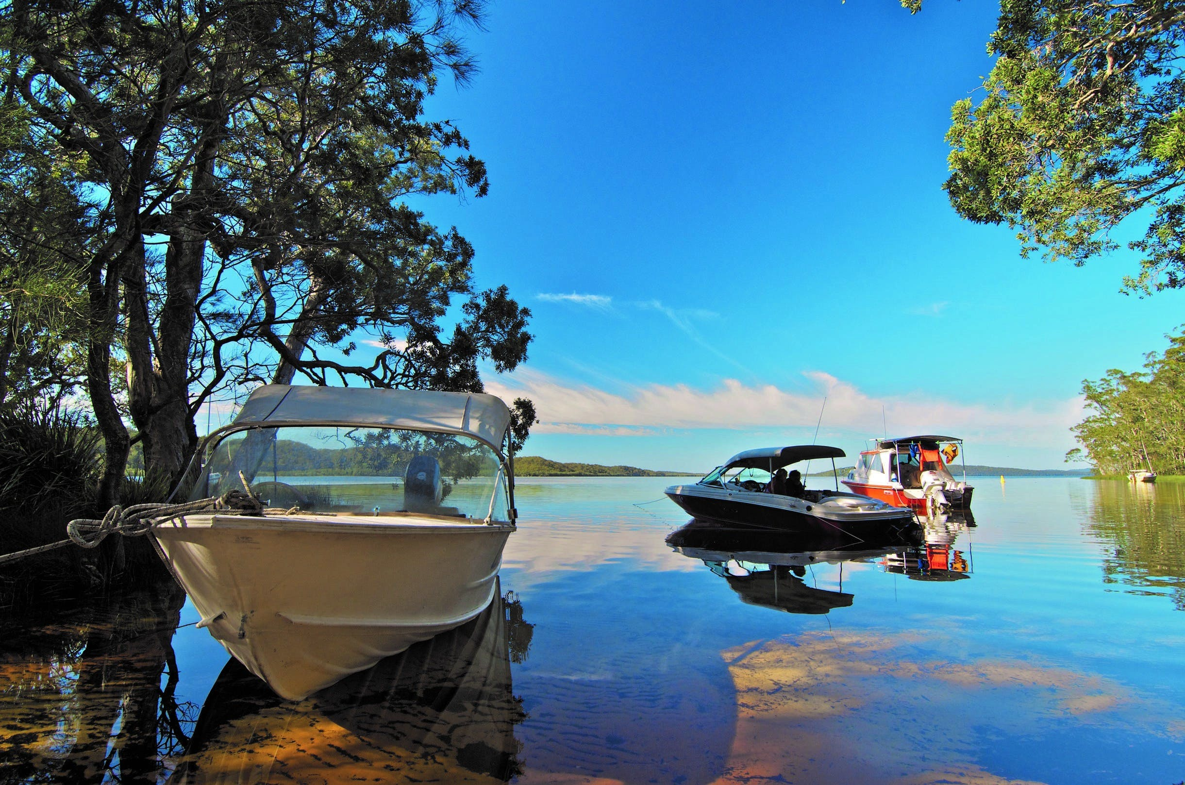 Myall Lakes National Park - Lightning Ridge Tourism