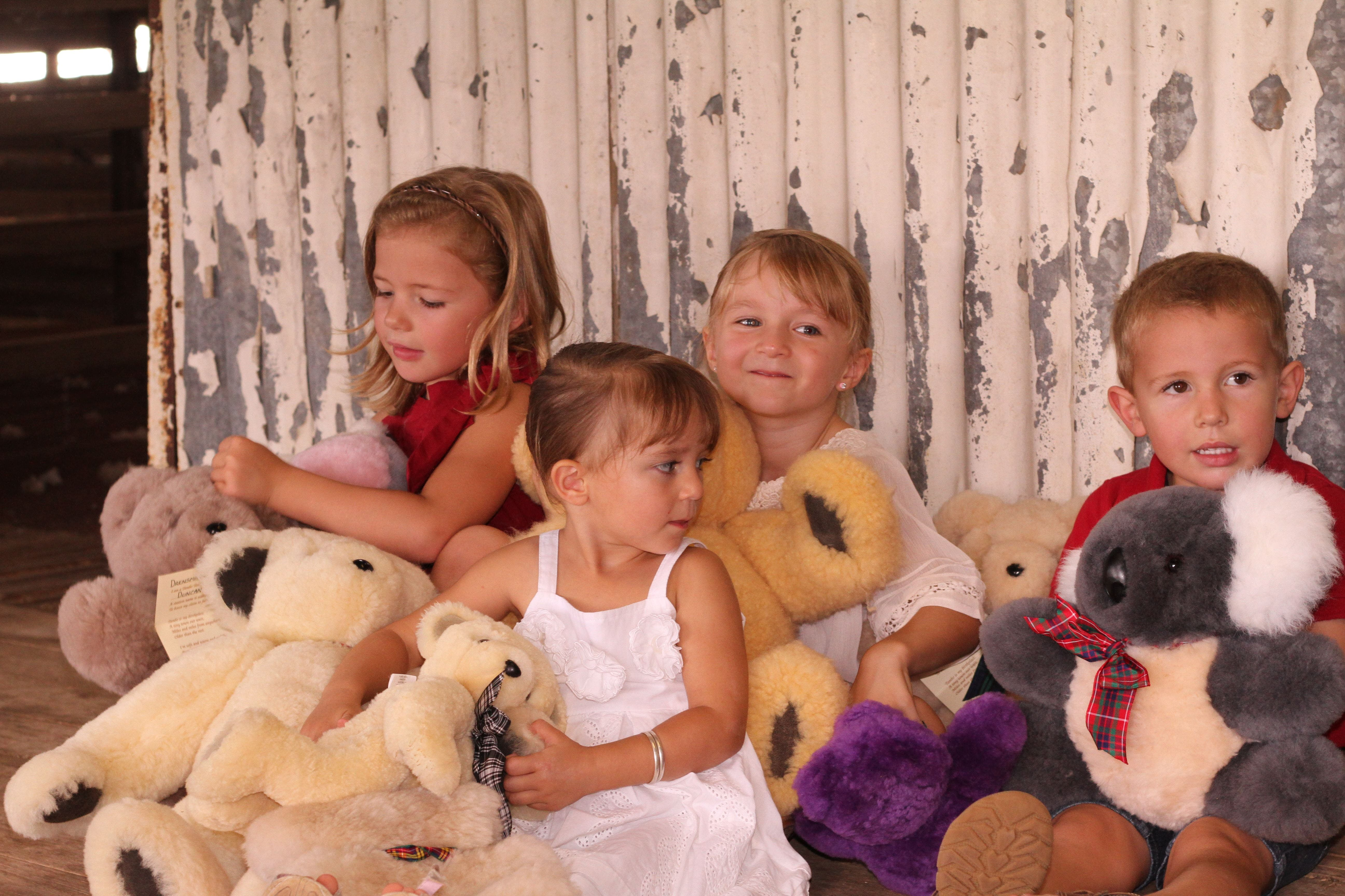 Tambo Teddies - Lightning Ridge Tourism