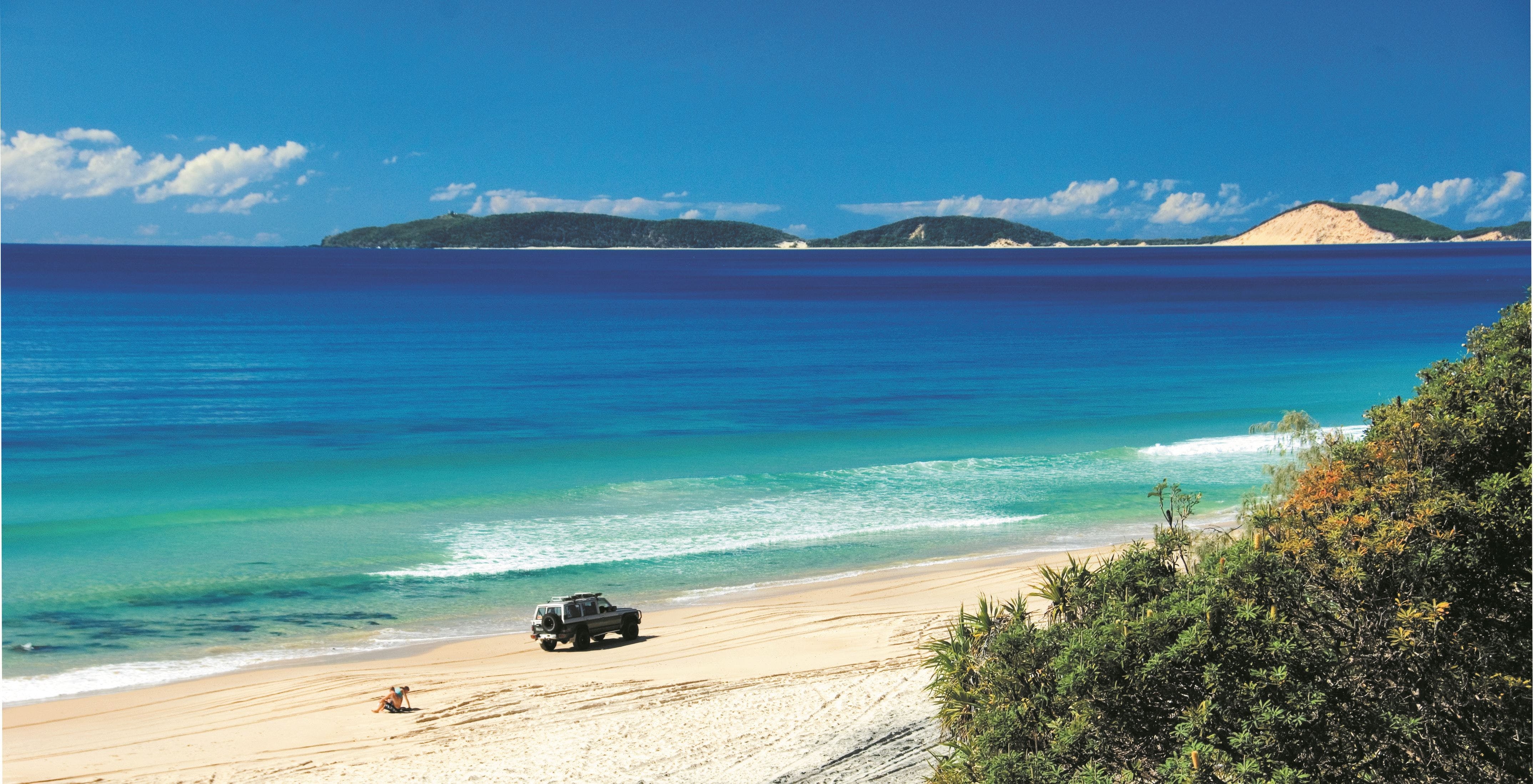 Tourist Drive- Cooloola Coast Fraser Island - Lightning Ridge Tourism