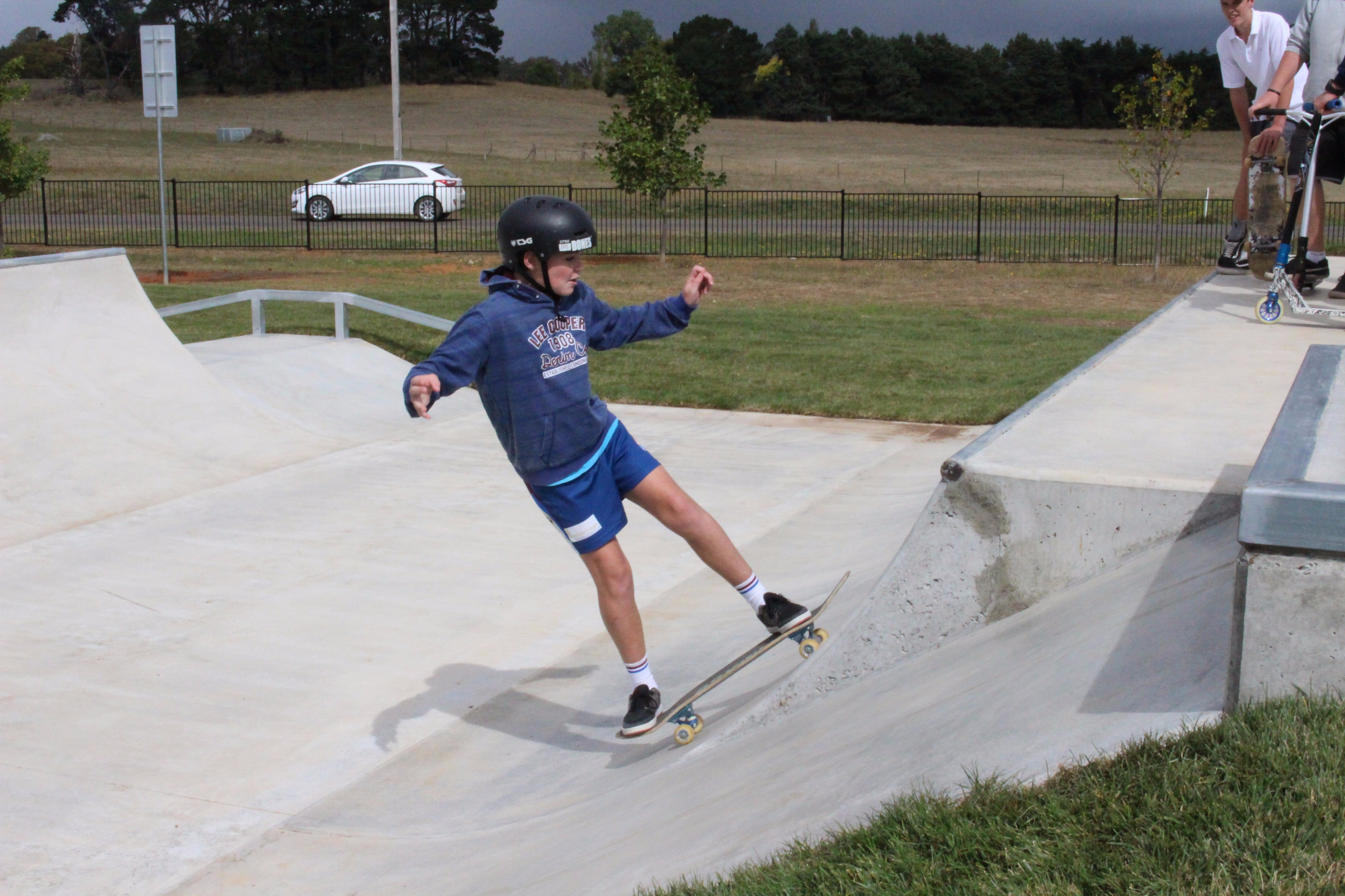 Crookwell Skate Park - Lightning Ridge Tourism