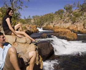 Crystal Falls - Lightning Ridge Tourism