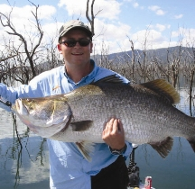 Peter Faust Dam - Lightning Ridge Tourism