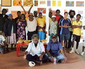 Mimi Aboriginal Arts and Crafts - Lightning Ridge Tourism