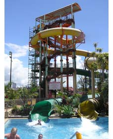 Ballina Olympic Pool and Waterslide - Lightning Ridge Tourism