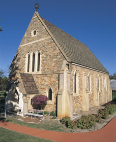 Uniting Church - York - Lightning Ridge Tourism