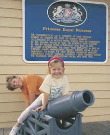Princess Royal Fortress Military Museum - Lightning Ridge Tourism