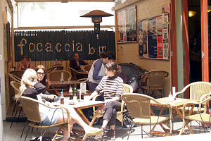 Focaccia Bar - Lightning Ridge Tourism