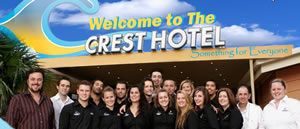 The Crest Hotel Sylvania - Lightning Ridge Tourism