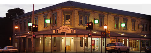 Newmarket Hotel - Port Adelaide - Lightning Ridge Tourism