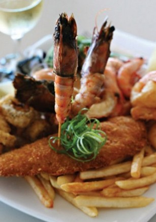 Rockpool Seafood Cafe Bar - Lightning Ridge Tourism