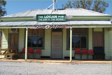The Logan Pub - Lightning Ridge Tourism