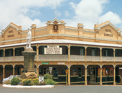 Heritage Hotel Motel - Lightning Ridge Tourism