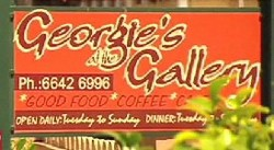 Georgies Cafe Restaurant - Lightning Ridge Tourism