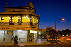 The Club Hotel - Lightning Ridge Tourism