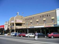 Ararat Hotel - Lightning Ridge Tourism