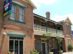 Aberdeen Hotel - Lightning Ridge Tourism