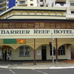 The Barrier Reef Hotel - Lightning Ridge Tourism