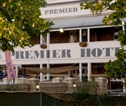 Premier Hotel - Lightning Ridge Tourism
